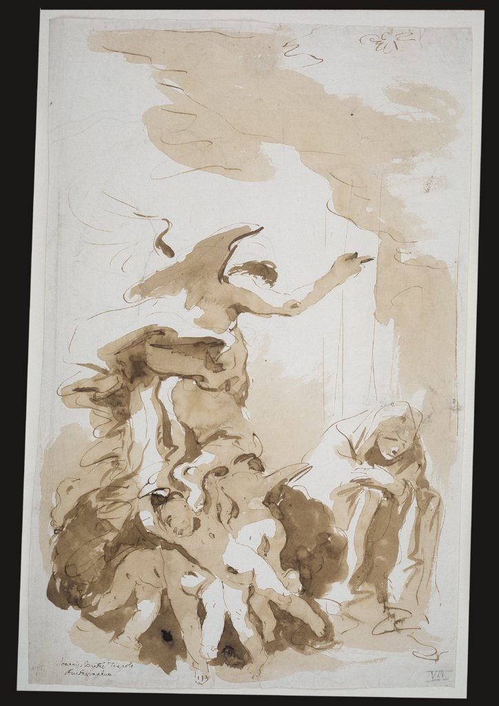 The Annunciation, Giovanni Battista Tiepolo