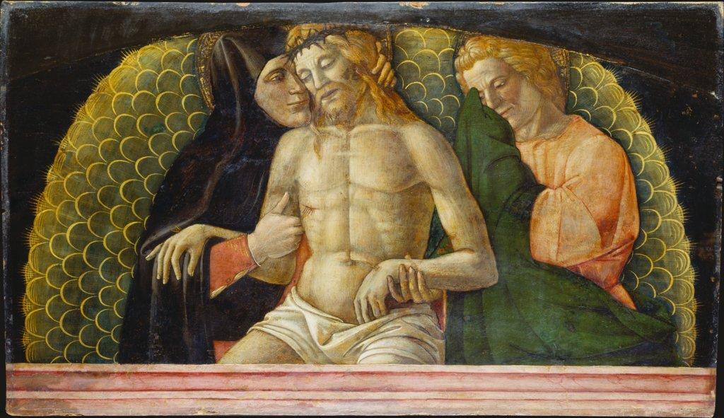 Lamentation of Christ, Fra Battista Spagnoli   ?