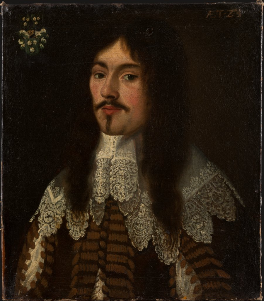 Portrait of a Man, German Master of the 17th Century
