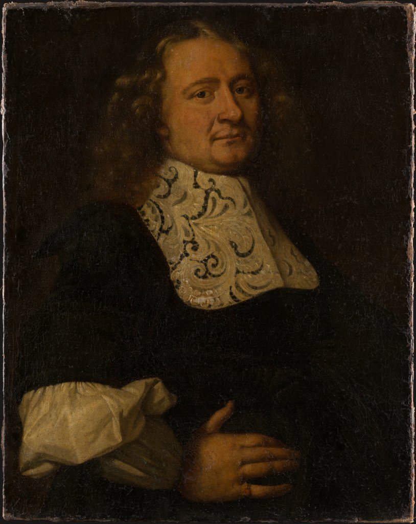 Portrait of a Man, German Master second half of the 17th century