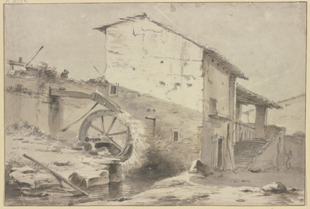 Mill, Willem Schellinks