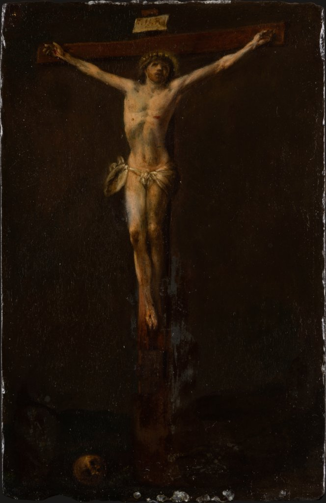 Christ Crucified, Adam Elsheimer  succession