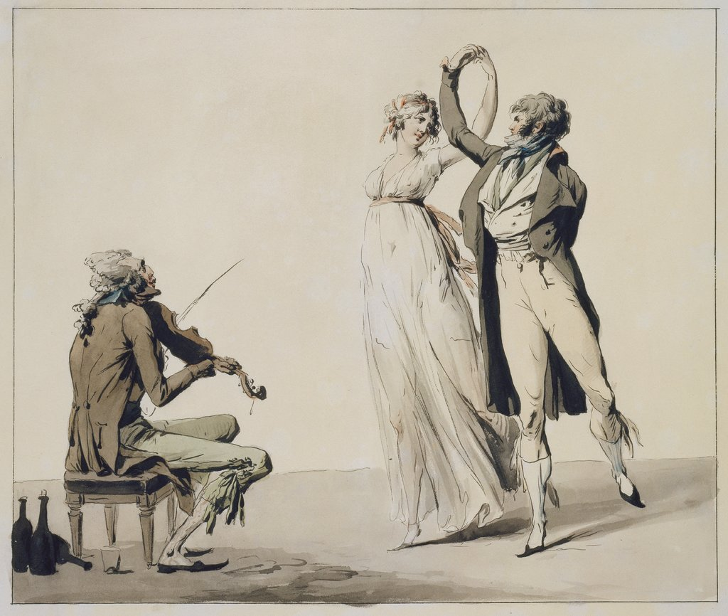 The Folly of the Day, Louis-Léopold Boilly