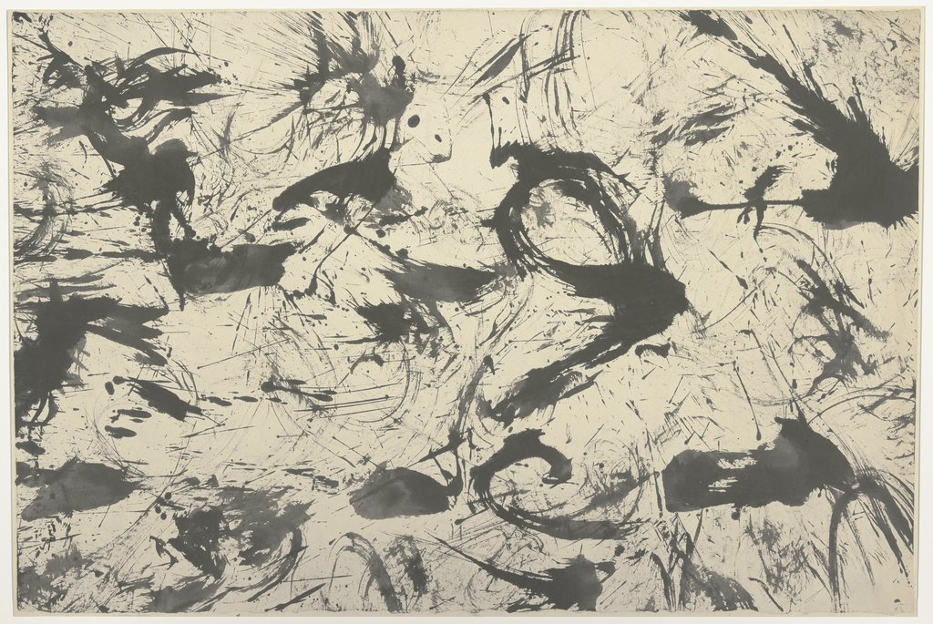 Untitled, Mark Tobey