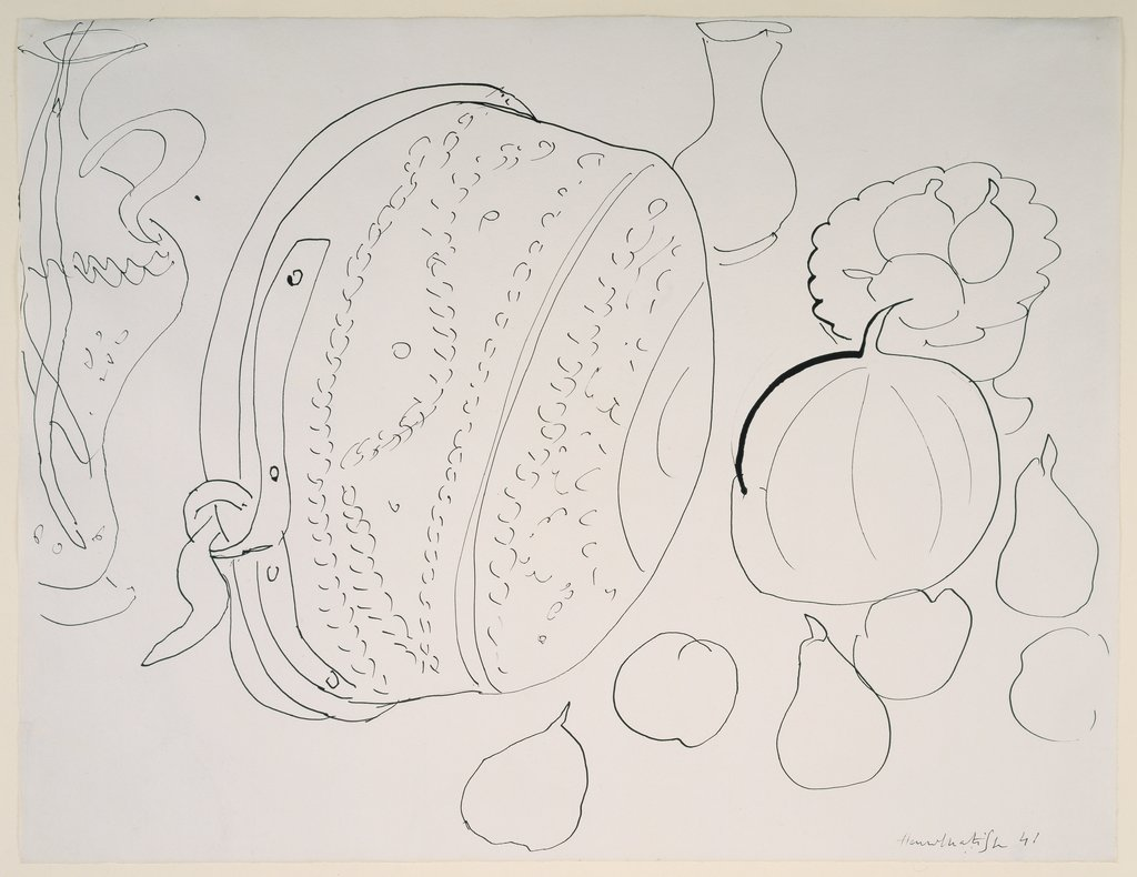 Nature morte / Stillleben, Henri Matisse