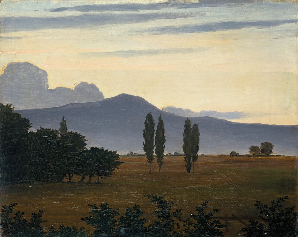 View to the Taunus Mountains, Philipp Veit