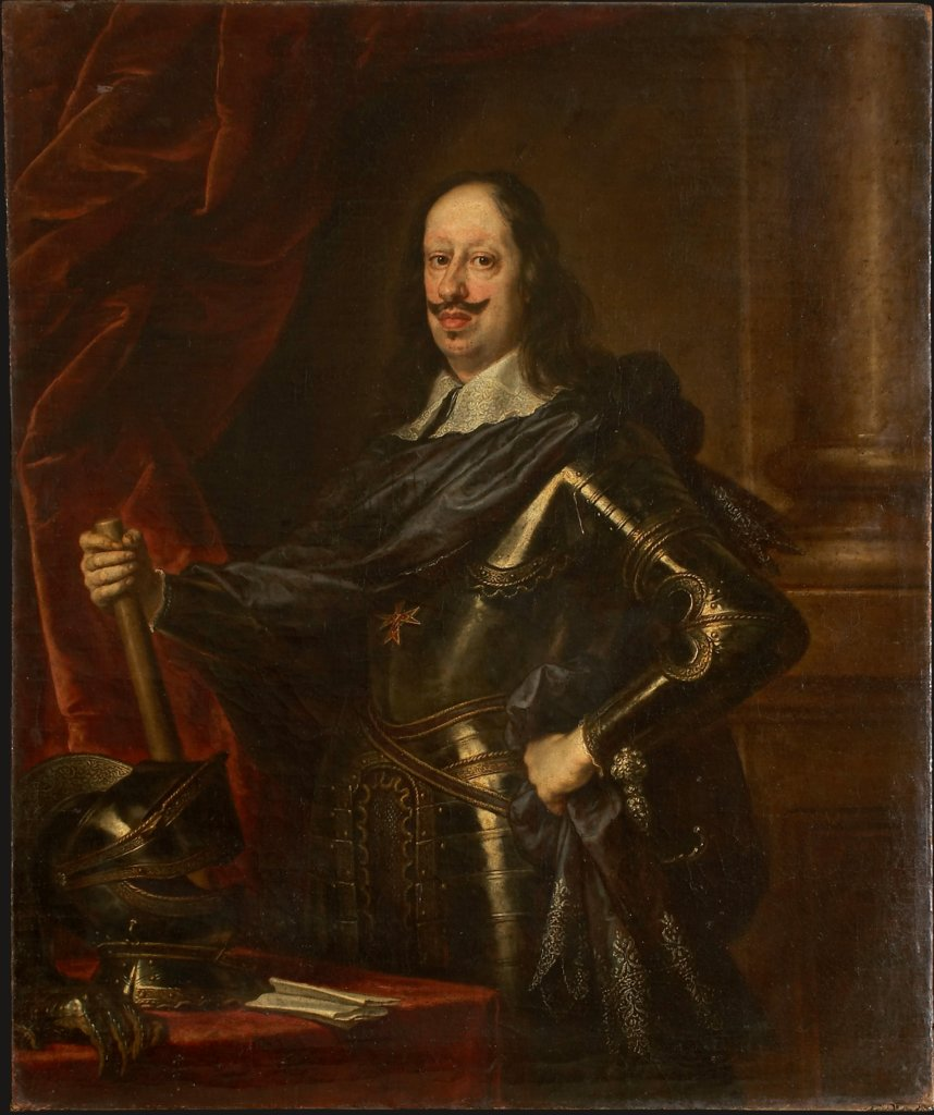 Portrait of Ferdinand II. De'Medici (1610-1670), Archduke of Tuscany, Justus Sustermans  and workshop
