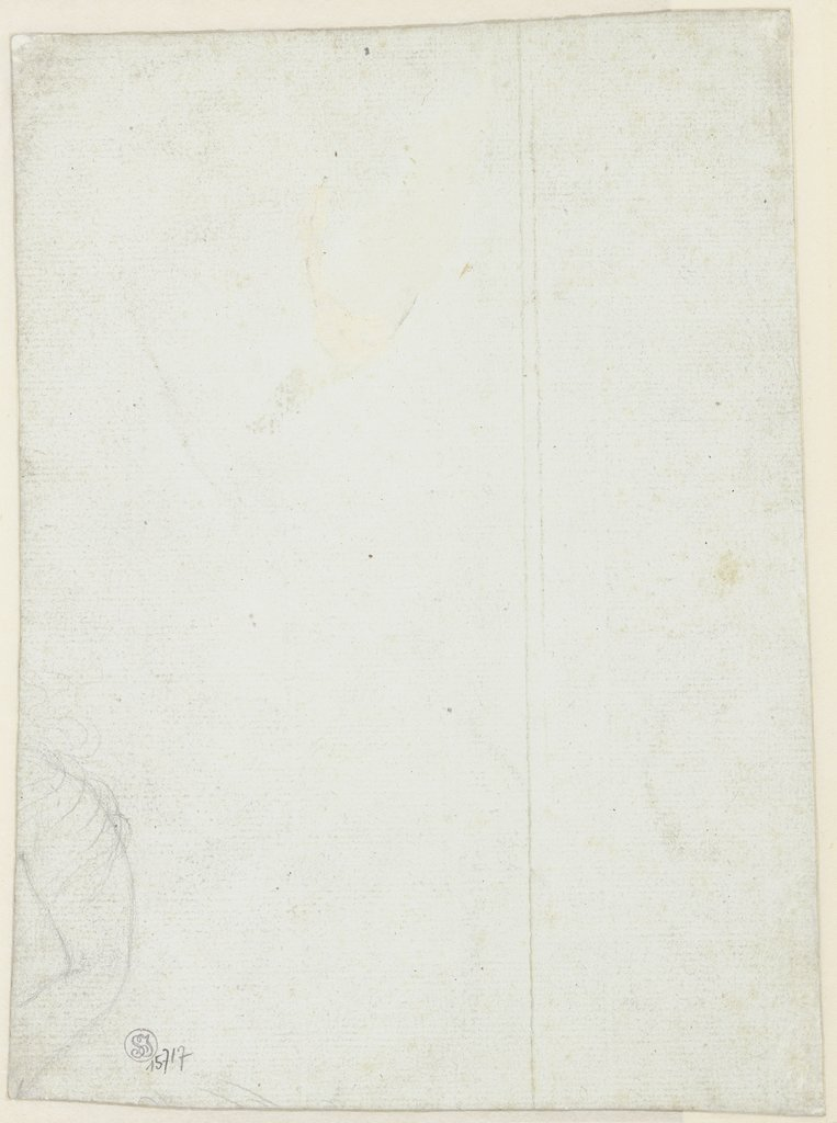Sketch-like arm (?), Philipp Otto Runge