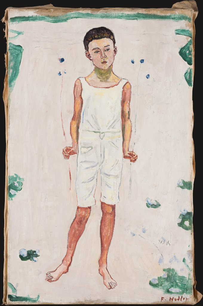 Enchanted Boy, Ferdinand Hodler