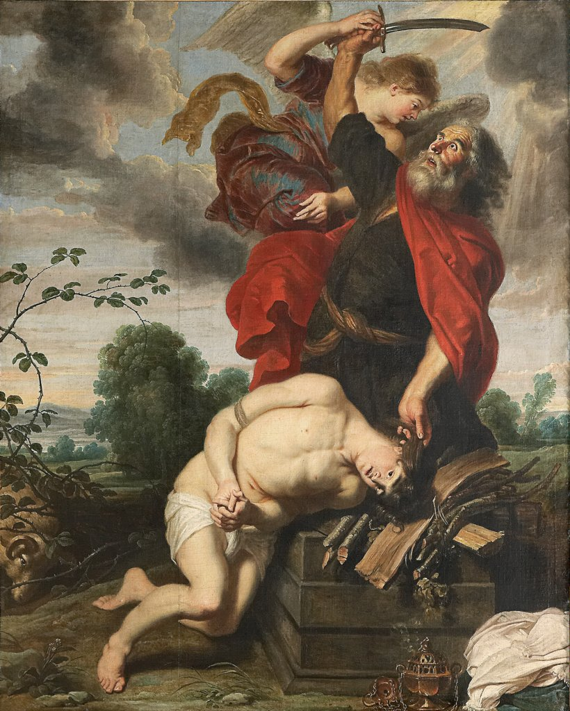 The Sacrifice of Abraham, Cornelis de Vos, Jan Wildens