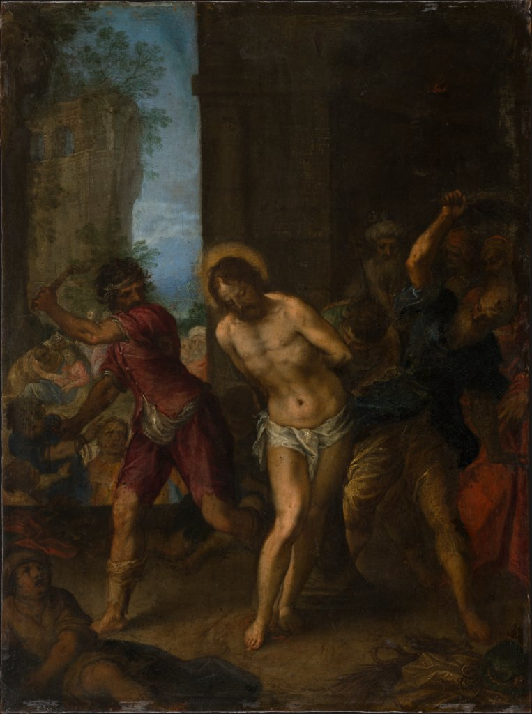 The Flagellation, Johann Rottenhammer