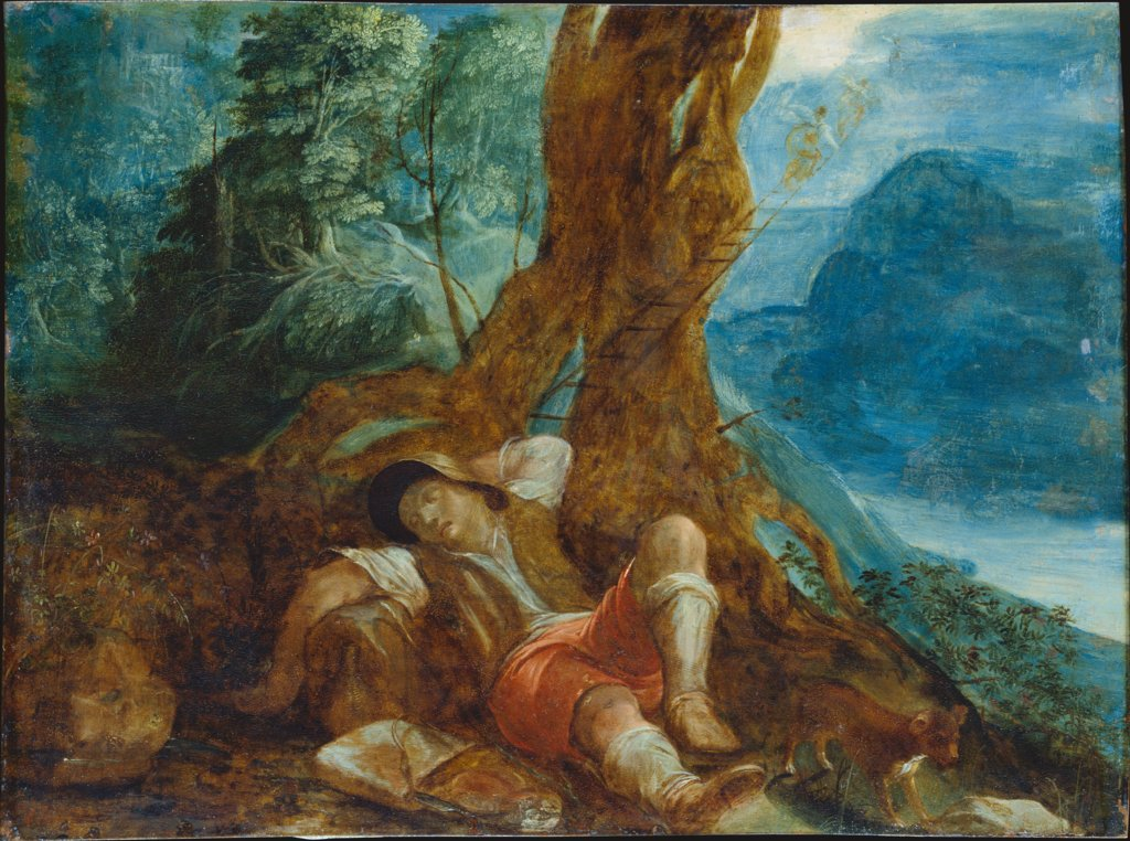 Jacob's Dream, Adam Elsheimer