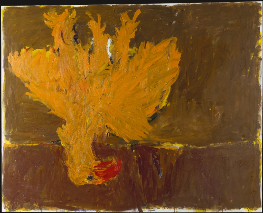 Eagle, Georg Baselitz