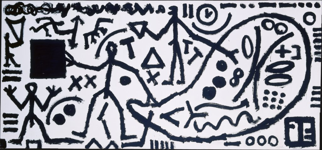 Untitled, A. R. Penck
