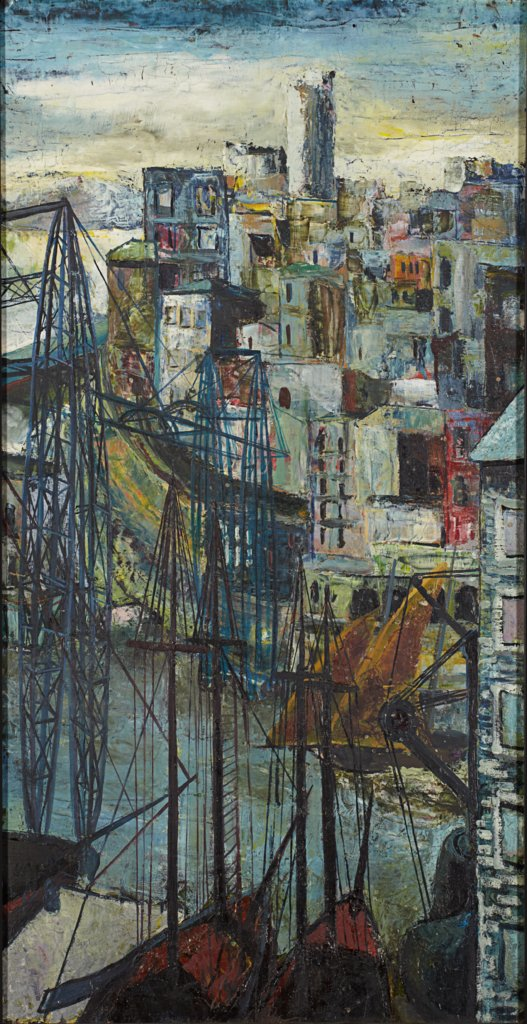 Port of Marseille, Hanns Ludwig Katz