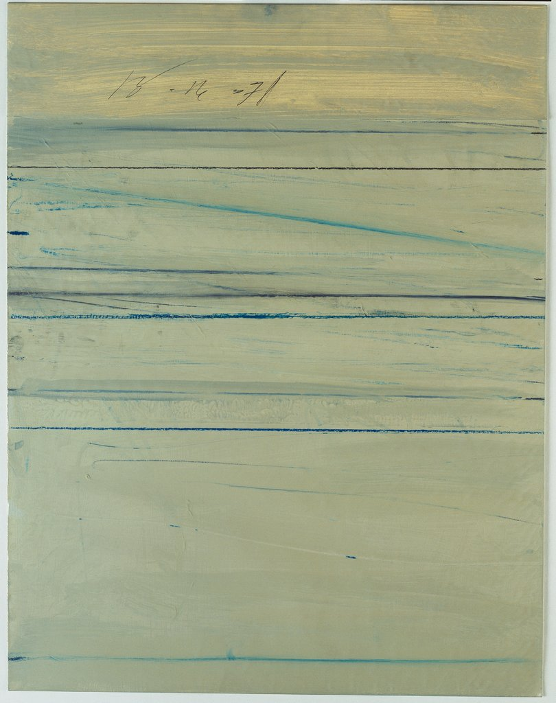 Ohne Titel, Cy Twombly