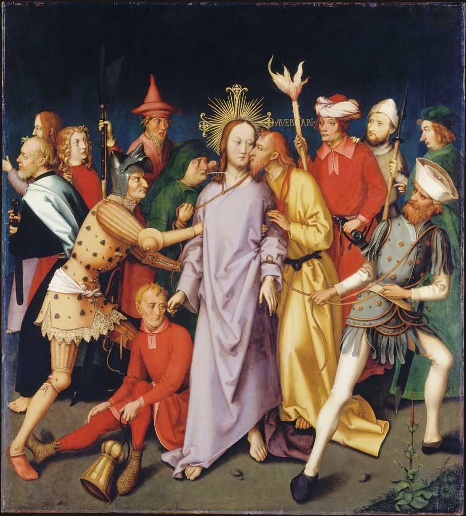 Christ's Arrest, Hans Holbein the Elder