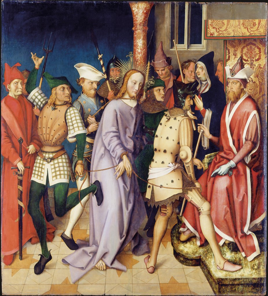 Christ before Pontius Pilate, Hans Holbein the Elder