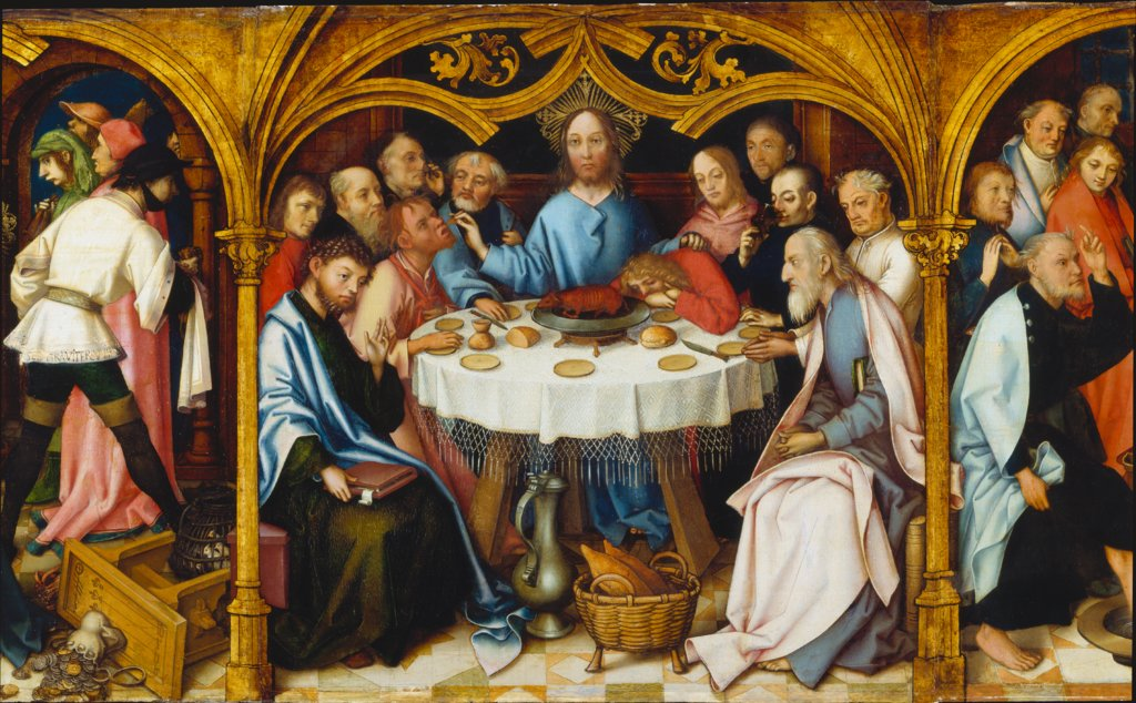 The Last Supper, Hans Holbein the Elder