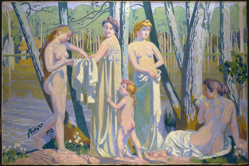 The Bathers, Maurice Denis