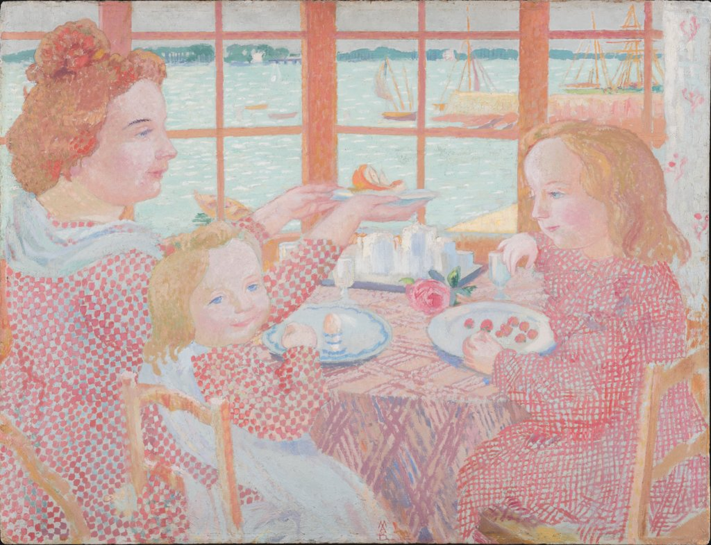 Breakfast, Maurice Denis