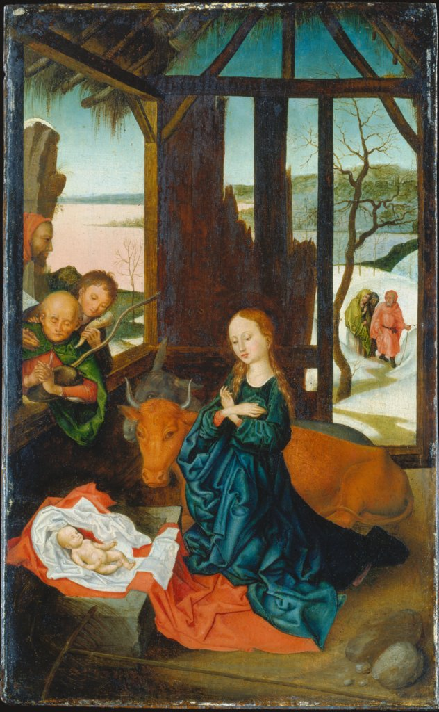 The Nativity, Master BM