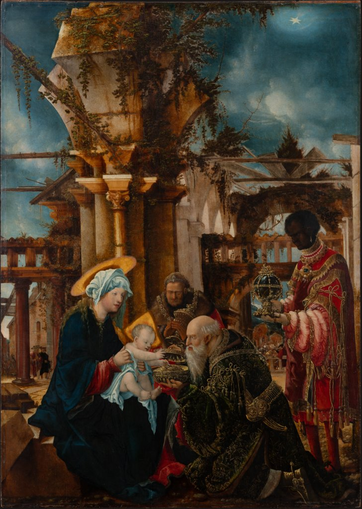 The Adoration of the Magi, Albrecht Altdorfer