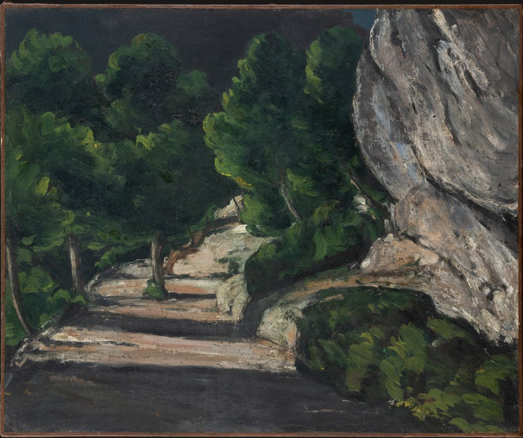 Cezanne Landschaft