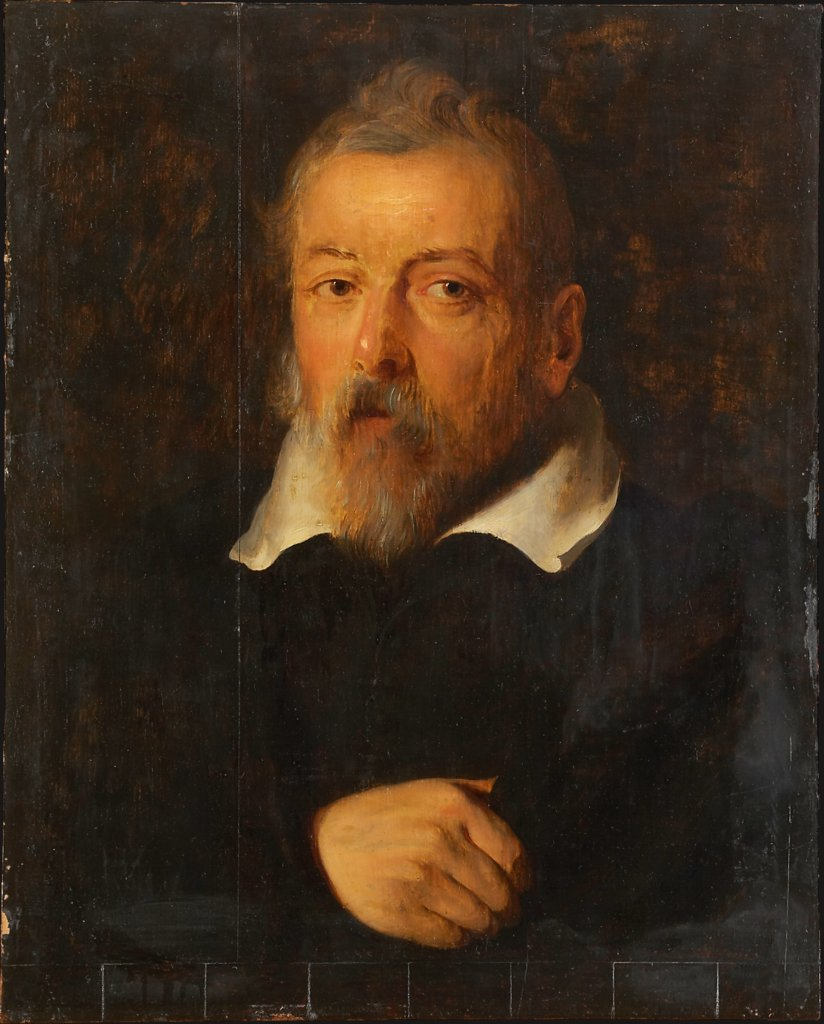 Portrait of Frans Francken the Elder (1542-1616), Peter Paul Rubens  succession