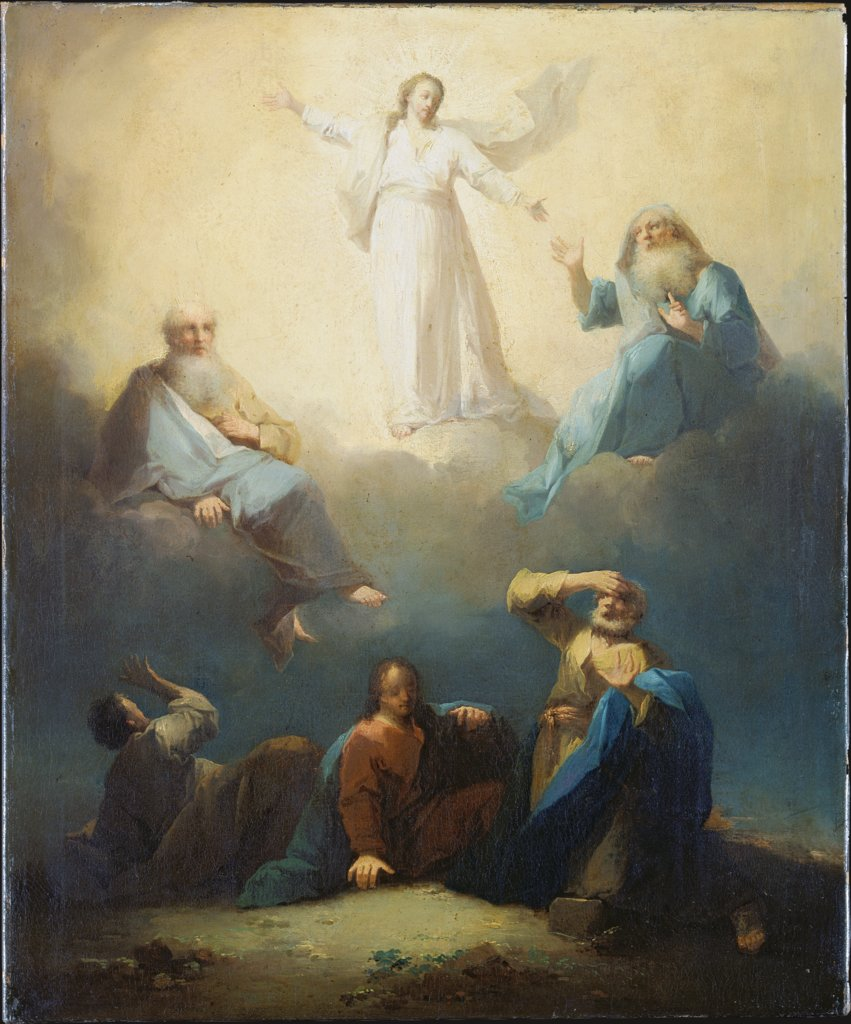 The Transfiguration, Johann Georg Trautmann
