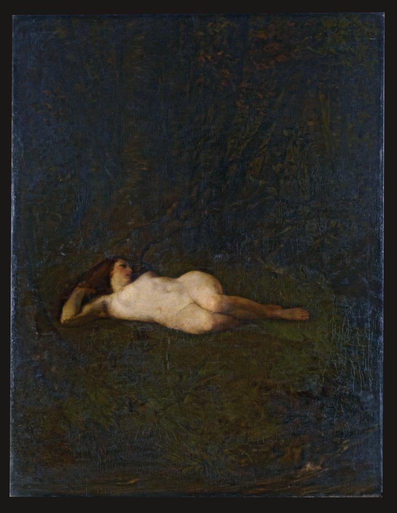 Nymph, Victor Müller