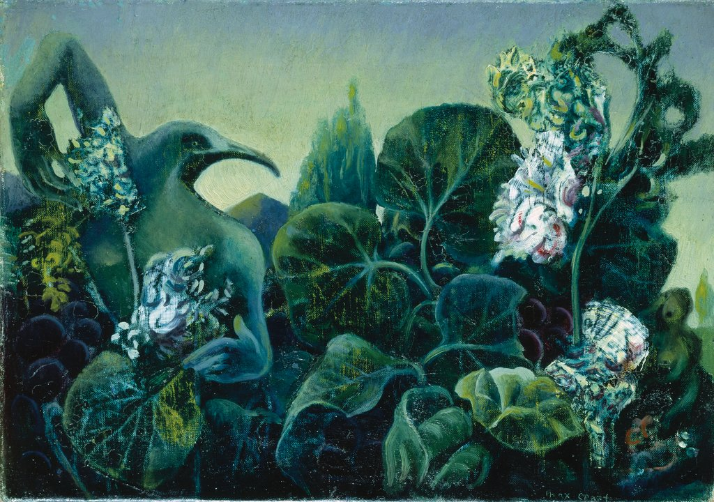 Nature at Dawn (La nature à l'aurore), Max Ernst