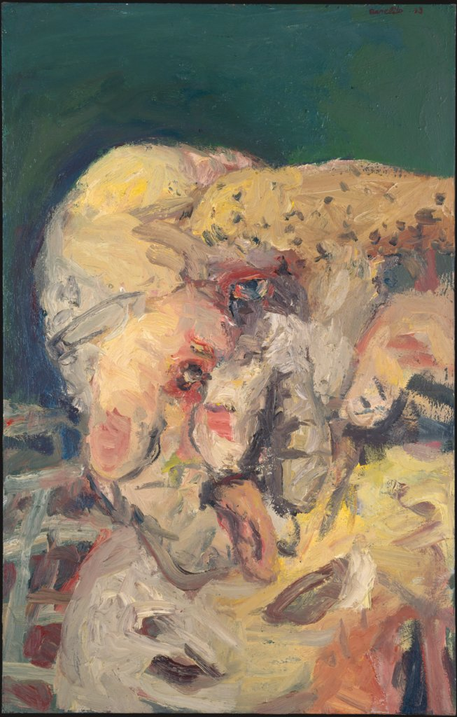 Head, Georg Baselitz