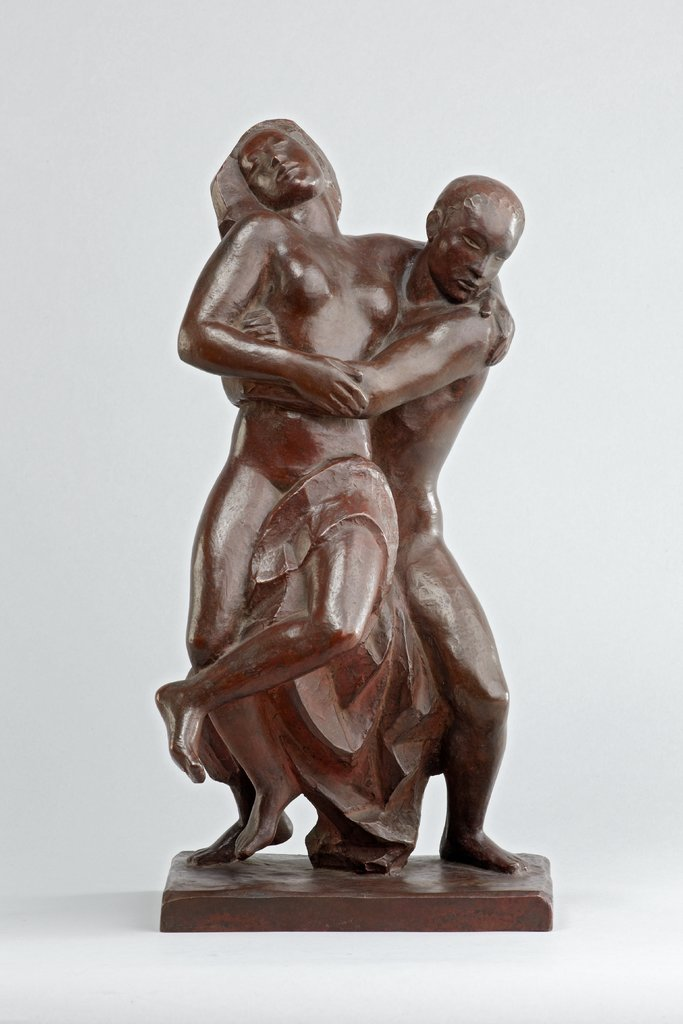 Abduction of Women, Georg Kolbe