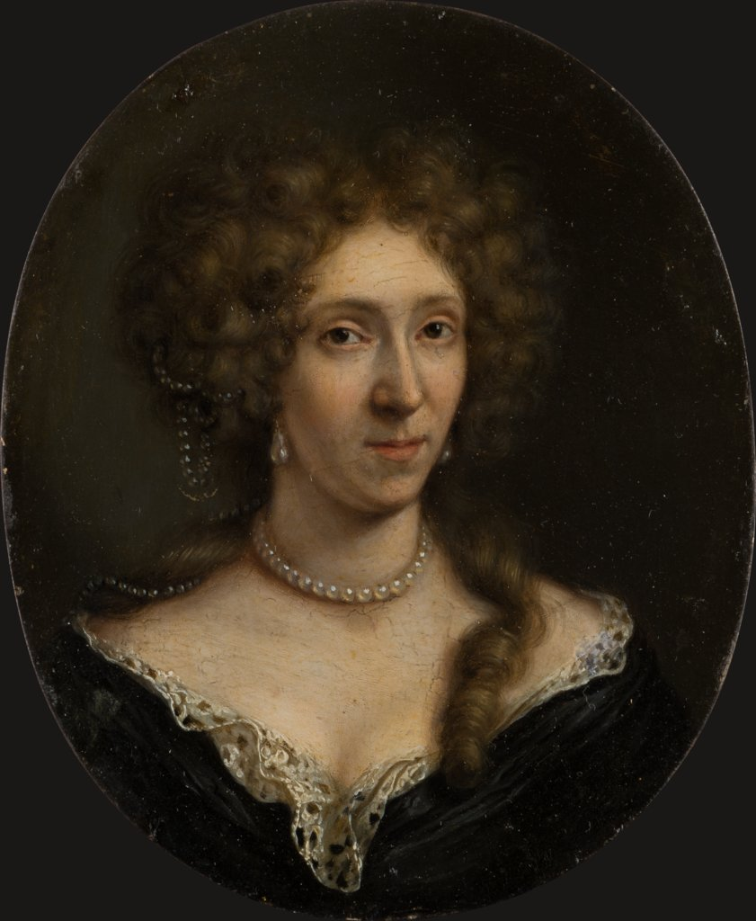 Portrait of a Woman, Arie de Vois