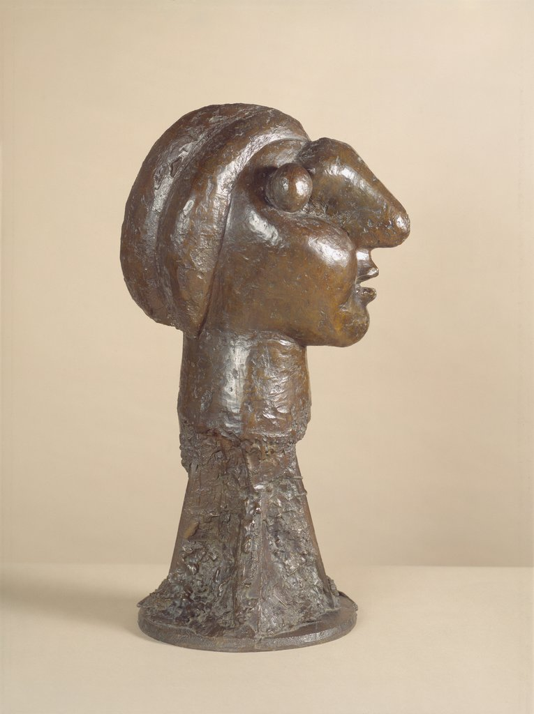 Female Head, Pablo Picasso