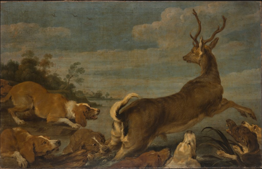 Stag Hunt, Paul de Vos
