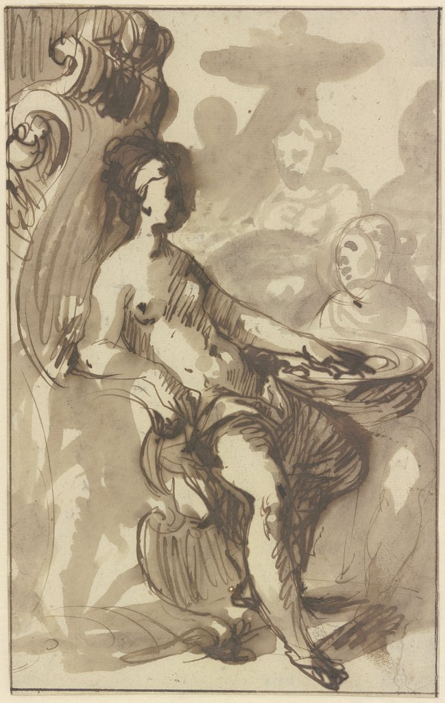 Tribute to Venus, Hendrik Goudt