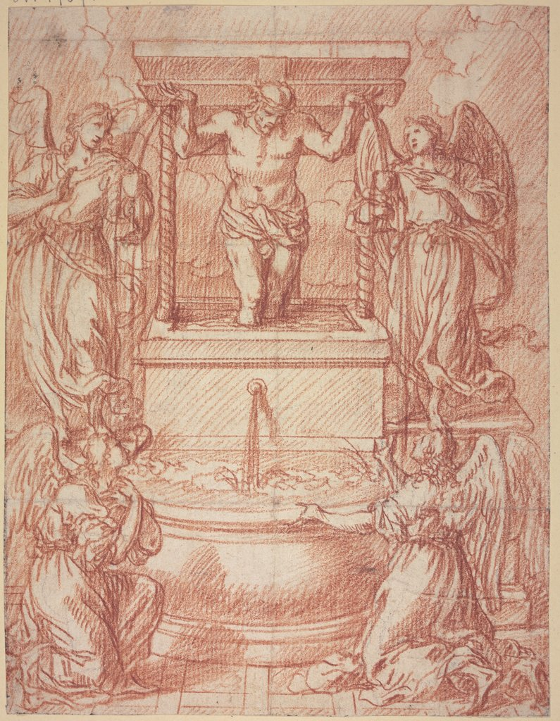 Christ in the winepress, Jonas Umbach