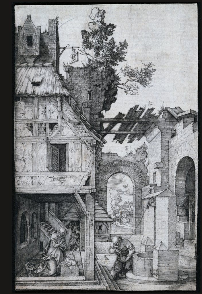 The Nativity, Albrecht Dürer