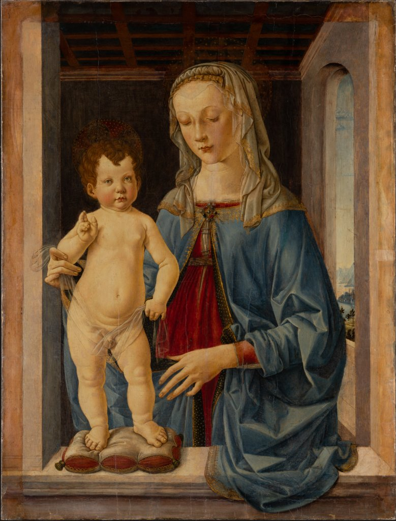 Virgin and Child, Piermatteo d'Amelia