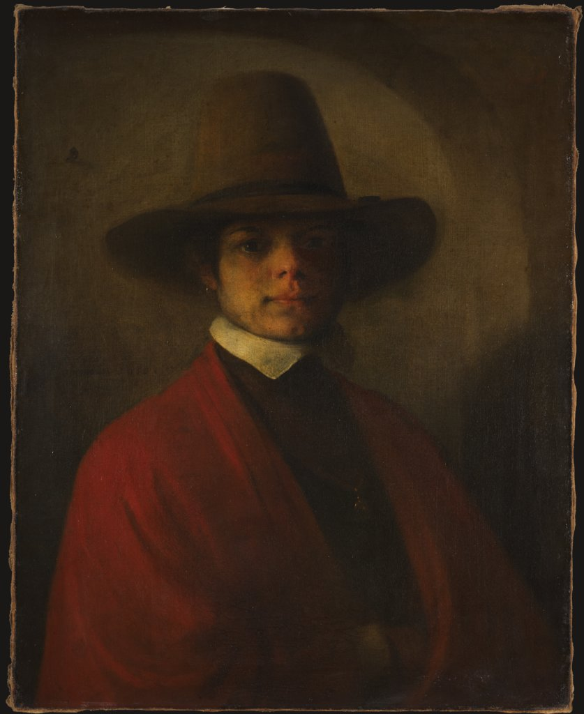 Self-Portrait, Barent Fabritius