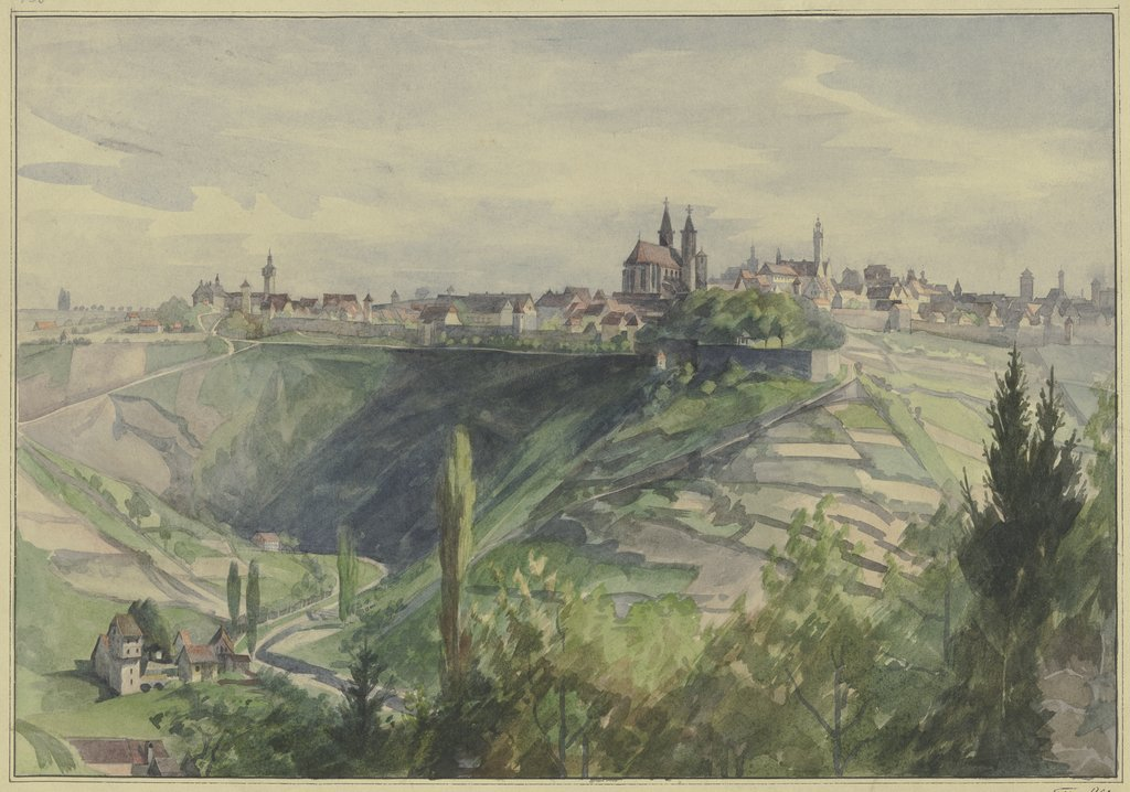 Rothenburg, Theodor Alt