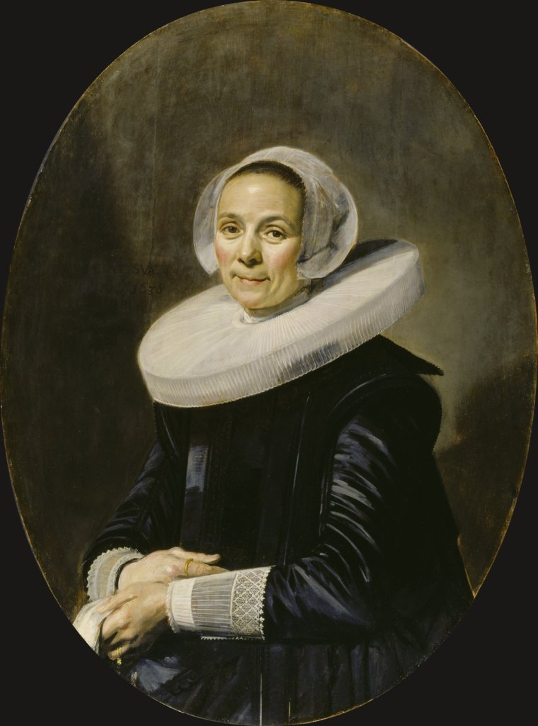Portrait of a Woman, Frans Hals