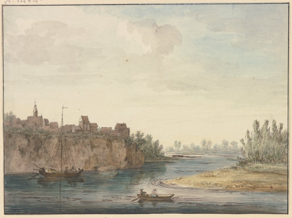 Belgern at the Elbe, Georg Melchior Kraus