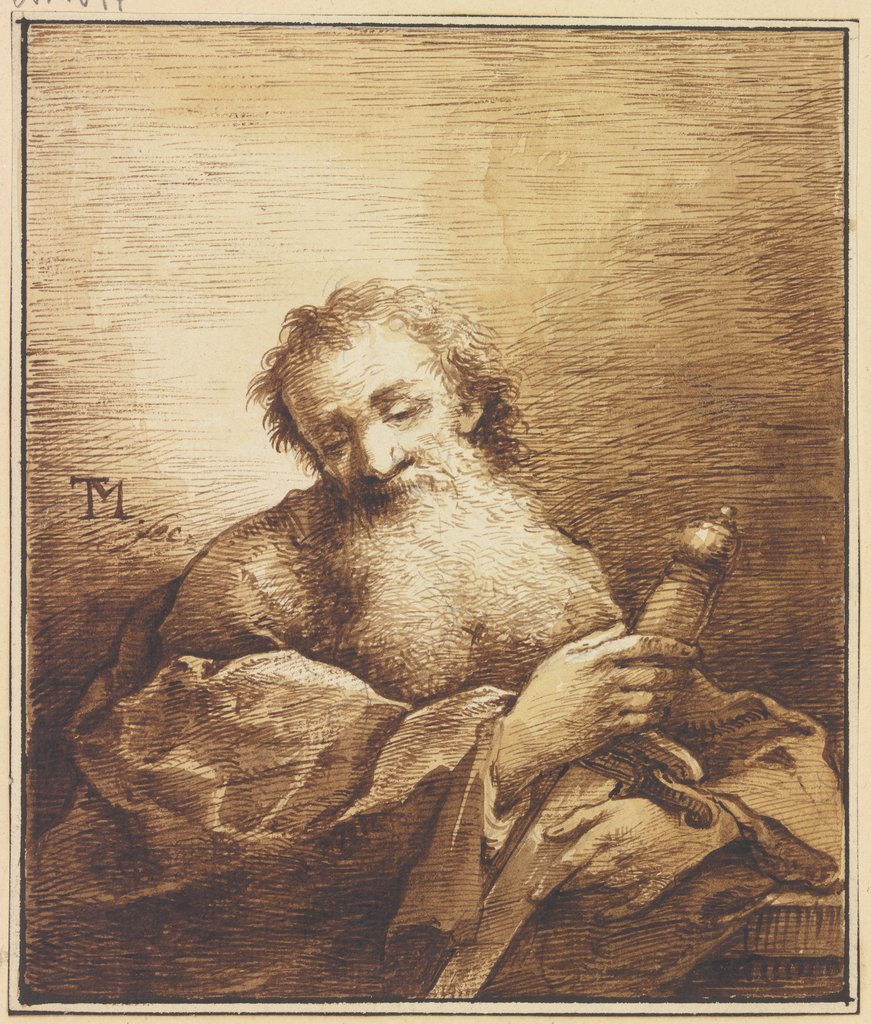 Paul the Apostle, Johann Georg Trautmann