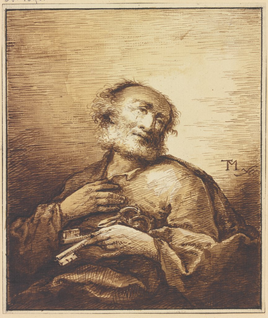 Peter the Apostle, Johann Georg Trautmann