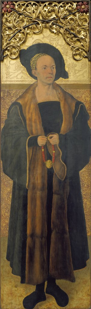 Portrait of Claus Stalburg (1469–1524), Master of the Stalburg Portraits