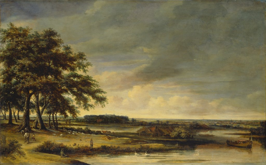 Dutch Landscape, Philips Koninck