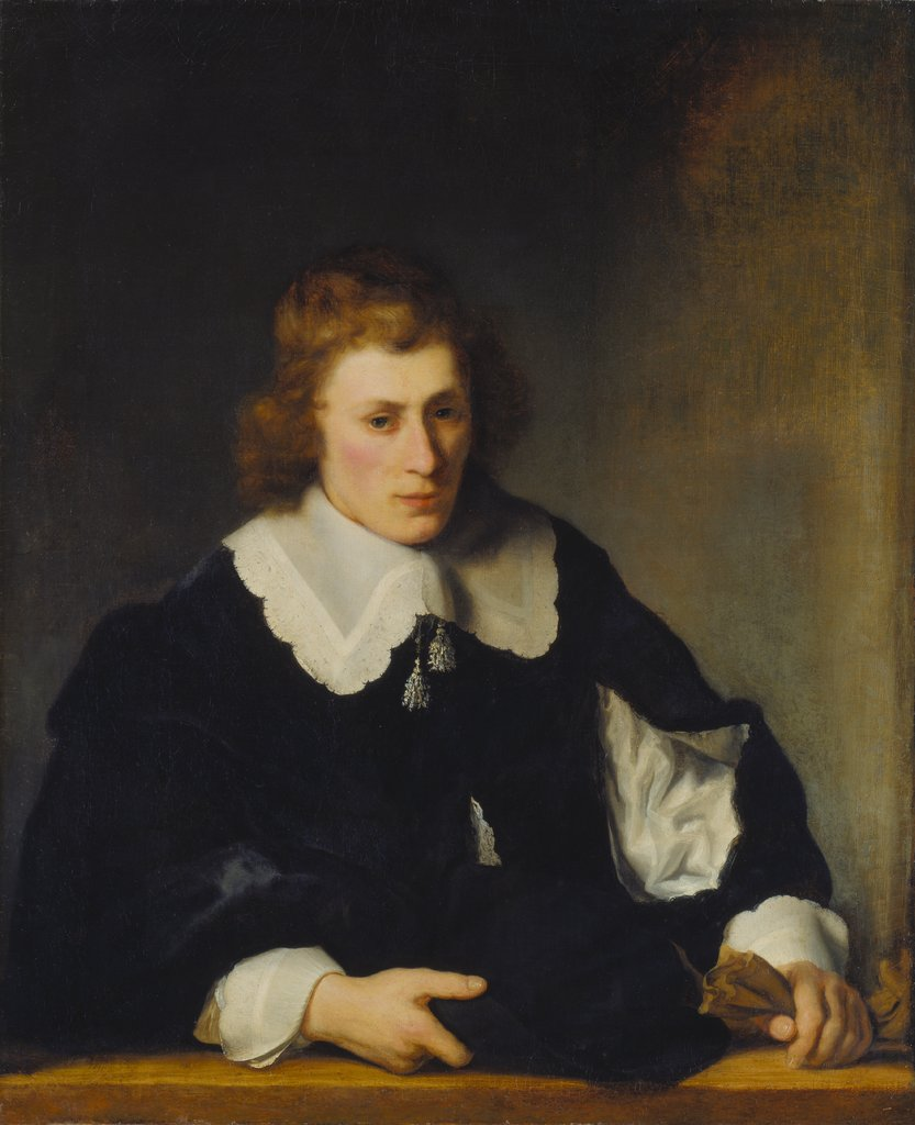 Portrait of a Young Man, Ferdinand Bol